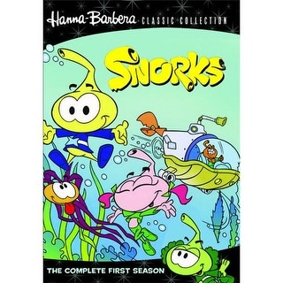 Snorks: Complete Season 1son (2 Disc Set) Md2 DVD Movie 1984