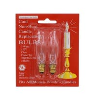 Clear Replacement Bulbs