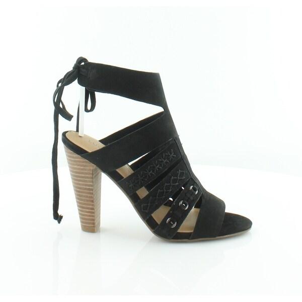 Lucky Brand Radfas Women's Sandals & Flip Flops Black