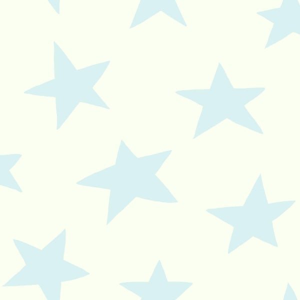 York Wallcoverings Lk826 1 56 Sq Ft Starlight Pre Pasted Surestrip Wallpaper From The Young At Heart Collection N A