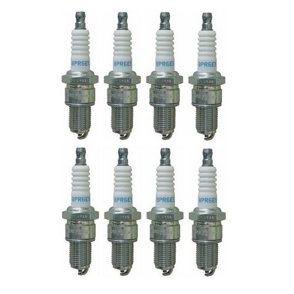 NGK OEM 7131 (8-PK) replacement engine spark plug