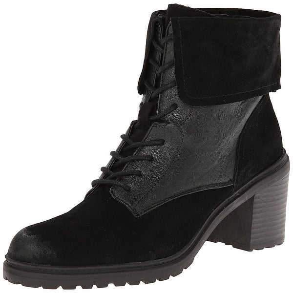 Kenneth Cole REACTION Women's Rocky Me Lace Up Ankle Boots
