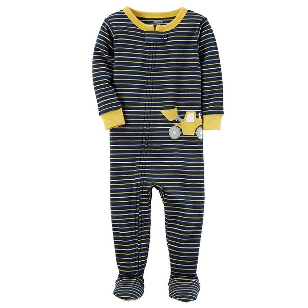 5ca3f6b8c Shop Carter s Little Boys  1-Piece Construction Snug Fit Cotton PJs ...