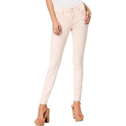 Guess Womens Sexy Curve Colored Skinny Jeans Denim Colored