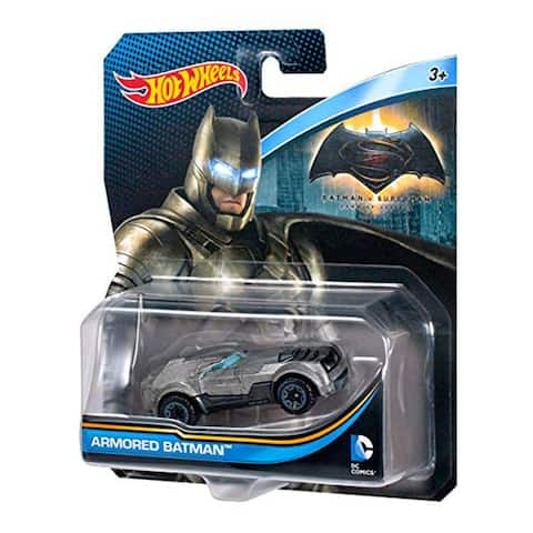 Hot Wheels DC Universe Armored Batman Vehicle