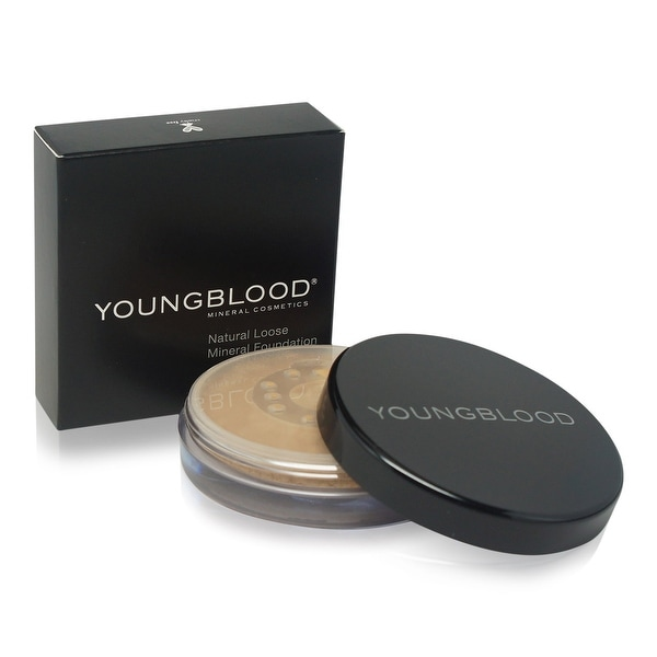 Youngblood Loose Mineral Foundation Honey 0.35 Oz