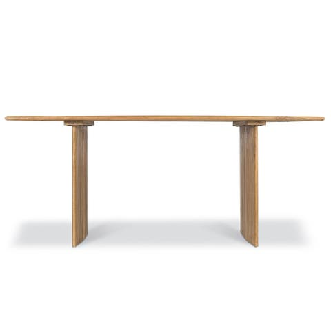 "Edgemod Vali 72"" Dining Table - Natural Mango"