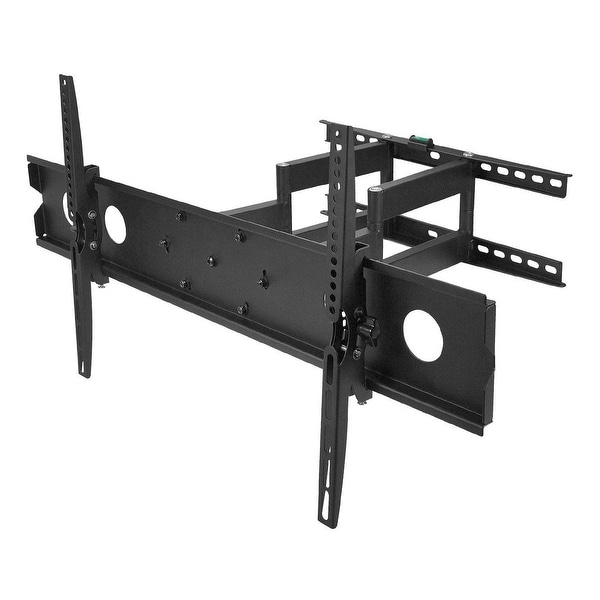 "Siig Ce-Mt1f12-S1 Large Full-Motion Tv Wall Mount For 42"" To 80"" Display"