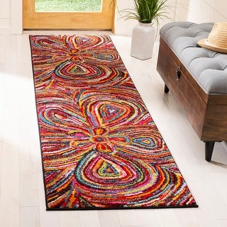 Safavieh Aruba Mintie Boho Abstract Rug