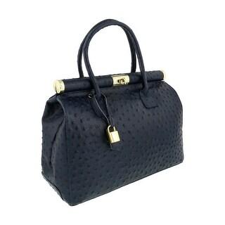 HS Collection HS8005 SBL MINERVA Blue Satchel/Shoulder Bag