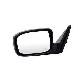 Pilot Automotive HD2809410 Honda Accord Black Power Heated Replacement Side Mirror