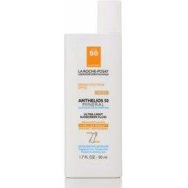 La Roche-Posay Anthelios 50 Ultra Light Sunscreen Fluid, Tinted, SPF 50 1.7 oz