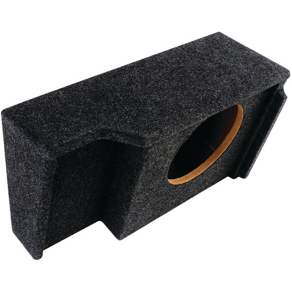 """Atrend A151-10Cp Bbox Series Subwoofer Boxes For Gm(R) Vehicles (10"""" Single Downfire, Gm(R) Ext Cab)"""