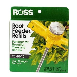 Easy Gardener 12Pk Tree Cartridge 13610 Unit: PKG