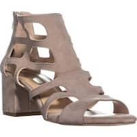 I35 Hartley Cut Out Gladiator Sandals, Spring Taupe - 8.5 us