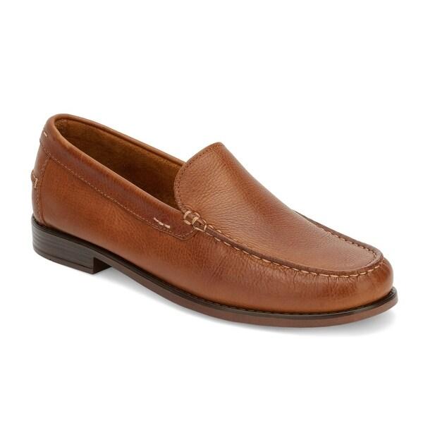 G.H. Bass & Co. Mens Abner Leather Venetian Loafer Shoe