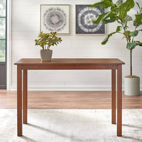 Simple Living Claudette Counter Height Table