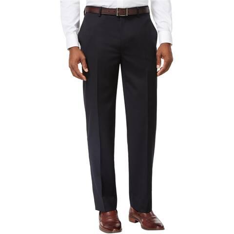 Tommy Hilfiger Mens Trim-Fit Dress Pants Slacks