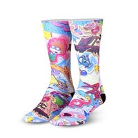 Nick Stickers Sublimated Socks, 6-13