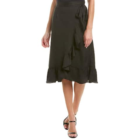 Abs Collection Wrap Skirt
