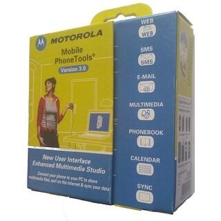 Motorola Mobile Phone Tool 3.0 PC620 for Timeport P280, V60, V66, V70, T720, V60