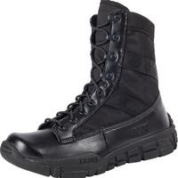 """Rocky Tactical Boots Mens 8"""" C4T Military Duty Lightweight Black"""