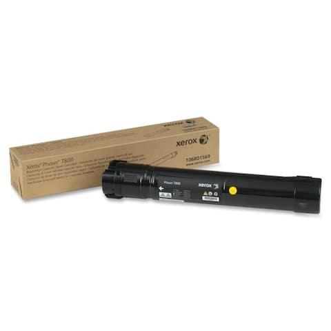 Xerox supplies 106r01569 black toner cartridge high
