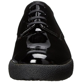 Robert Clergerie Womens Leather Casual Oxfords - 6 medium (b,m)