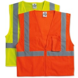 Ultra-Cool Mesh Vest Visibility Vest with Pockets