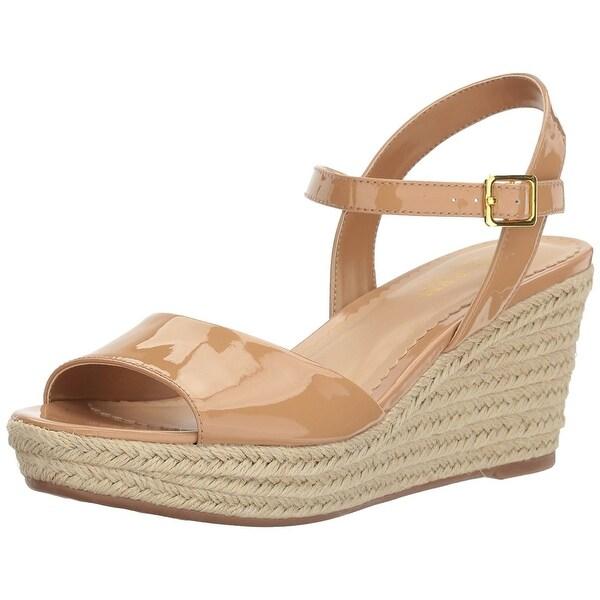 LAUREN by Ralph Lauren Womens Keara Open Toe Casual Espadrille Sandals
