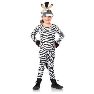 Marty the Zebra Child Costume