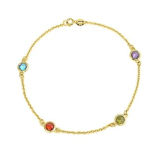 Bling Jewelry Gold Plated 925 Silver Multi Color CZ by the Inch Anklet 9in https://ak1.ostkcdn.com/images/products/is/images/direct/b77522f3e65e40be664edd519abfda4a3a4e50f4/Bling-Jewelry-Gold-Plated-925-Silver-Multi-Color-CZ-by-the-Inch-Anklet-9in.jpg?impolicy=medium
