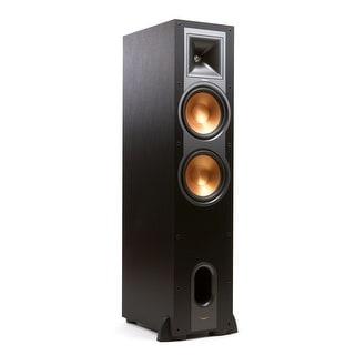 klipsch gallery g 28. klipsch r-28f black floorstanding speakers gallery g 28
