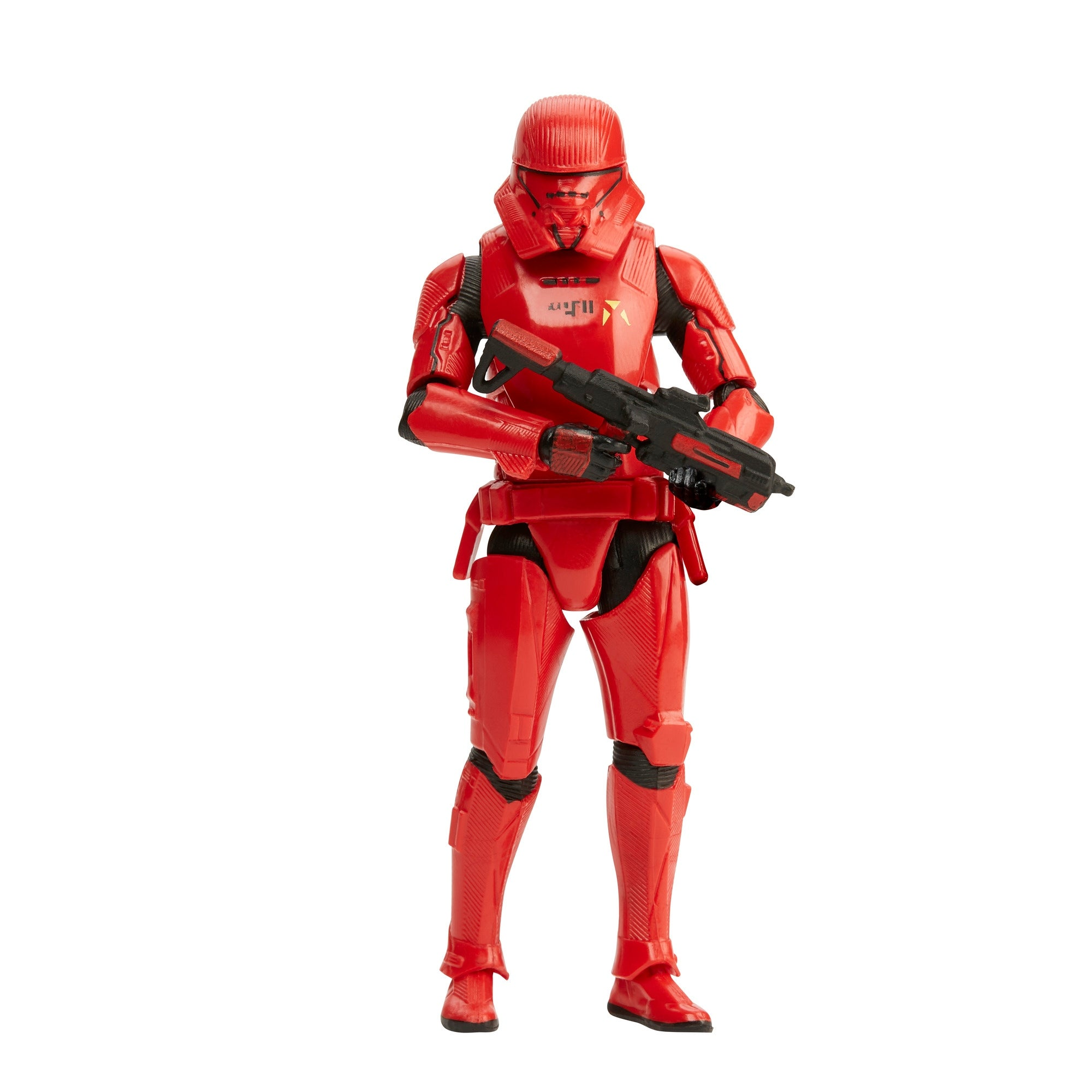 Shop Star Wars The Vintage Collection Star Wars The Rise Of Skywalker Sith Jet Trooper Toy 3 75 Inch Scale Figure 4 And Up Free Shipping On Orders Over 45 Overstock 30318624