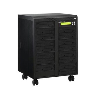 Econ Series 1 to 15 Target DVD CD Disc Duplicator Tower