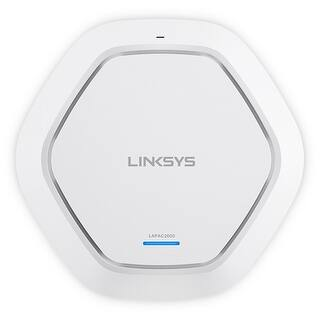 Linksys Business Pro Series Wireless AC2600 Dual-Band MU-MIMO Access|https://ak1.ostkcdn.com/images/products/is/images/direct/b77a8b542d06a5d3637b31f612aa48b8699172e9/Linksys-Business-Pro-Series-Wireless-AC2600-Dual-Band-MU-MIMO-Access-Point.jpg?impolicy=medium