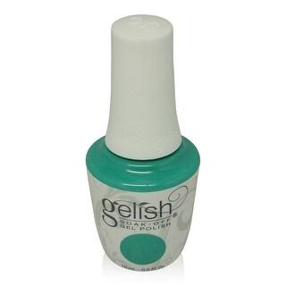 Gelish - Soak-Off Gel Polish Mint Green Creme -A Mint Of Spring