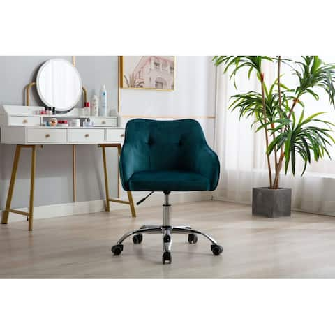 Moda Modern Leisure office Chair Lake Blue