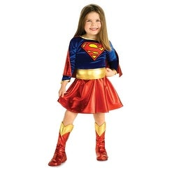 Justice League Supergirl Toddler Costume 2T-4T