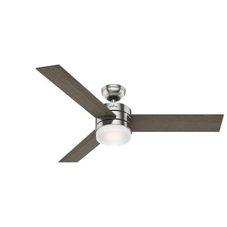 "Link to Hunter 54"" Exeter Ceiling Fan with LED Light Kit and Remote Control Similar Items in Ceiling Fans"