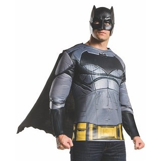 Batman v Superman: Dawn of Justice Batman Muscle Chest Top
