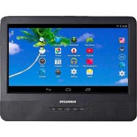 "Sylvania 9""SLTDVD9220 2-in-1 Portable DVD Player& Android Wi-Fi Tablet  Manufacturer Refurbished"