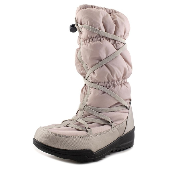 Kamik Luxembourg Women Round Toe Synthetic Snow Boot