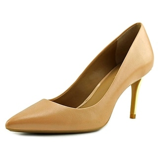 Calvin Klein Gayle  Women  Pointed Toe Synthetic Nude Heels