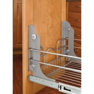 Rev-A-Shelf 5WB-DMKIT Door Mount Kit for 5WB Seris Pullout Baskets