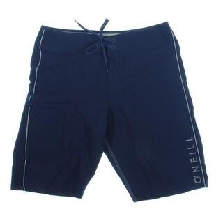 O'Neill Mens Contrast Trim Swimwear Board Shorts - 29
