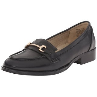 Wanted Shoes Womens Cititime Closed Toe Loafers