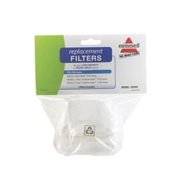 Bissell 3204E Featherweight Vacuum Filters, 2 Pack