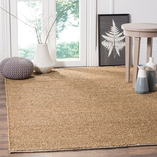 Link to Safavieh Handmade Natural Fiber Mukta Seagrass/ Cotton Rug Similar Items in Casual Rugs
