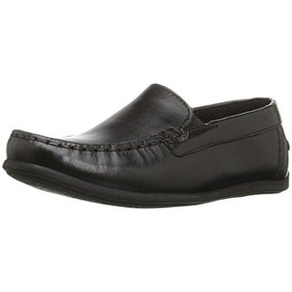 Florsheim Boys Leather Youth Loafers - 6.5 medium (d)